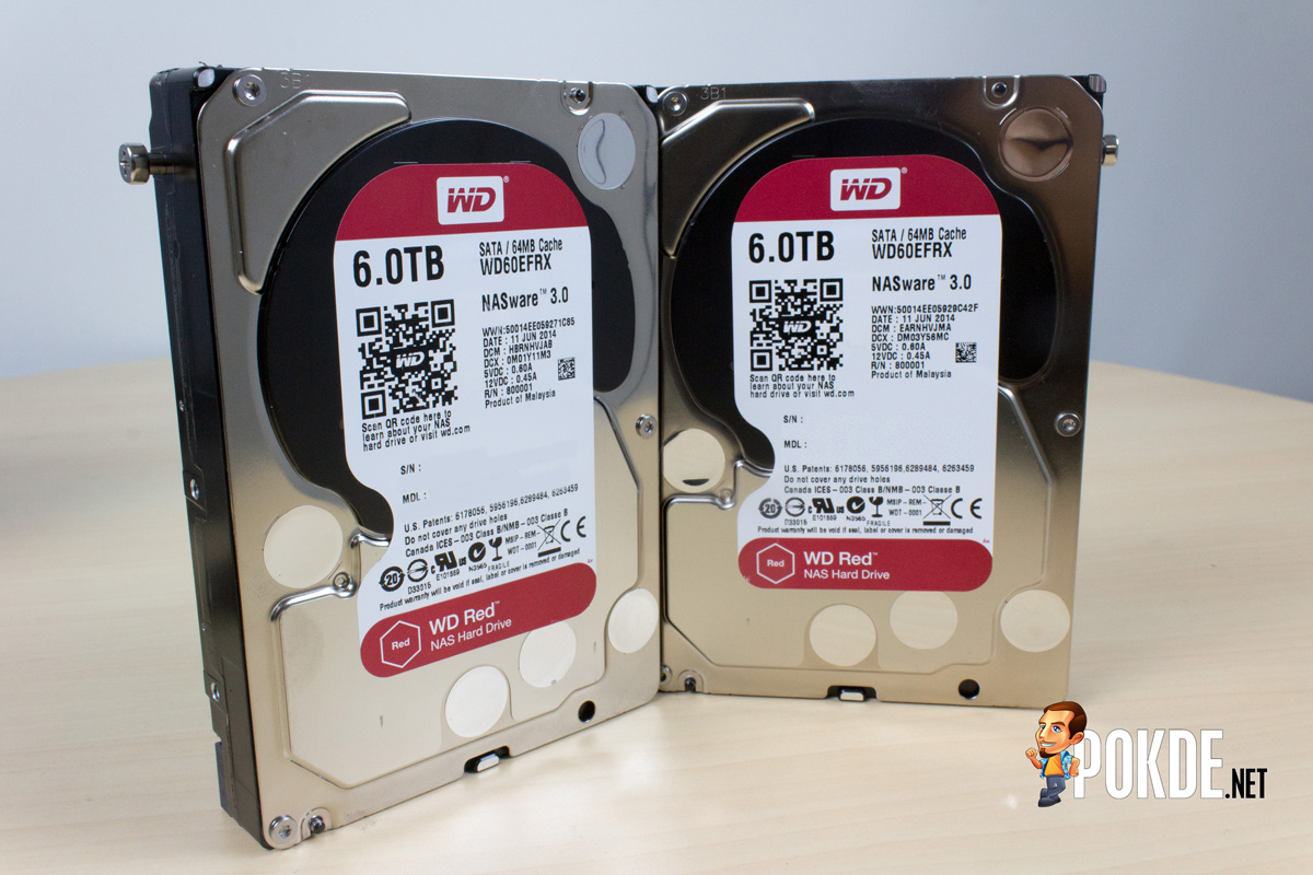 Western Digital My Book Duo 12tb Review Pokde Wd 6tb Usb 30 Harddisk External Inside The We Have Two 35 Inch Red Nas Storage Replacing Drive Is Very Easy And It Doesnt Require Use Of
