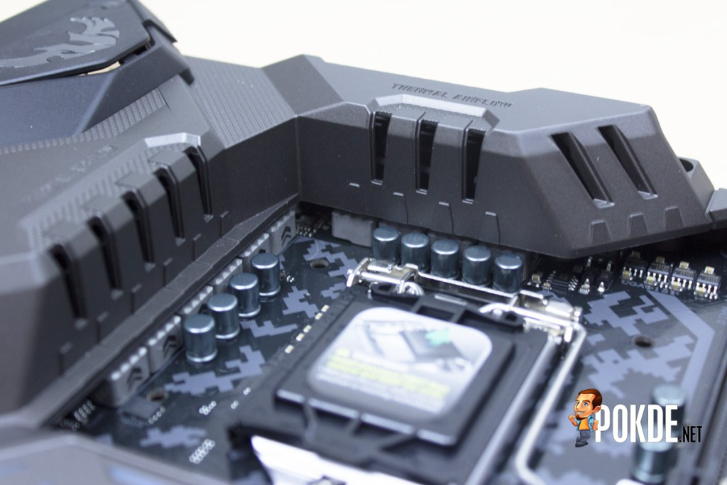 ASUS TUF Z270 Mark 1 Review - Putting out a TOUGH (No Pun Intended) Competition 33