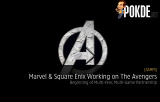 marvel square enix avengers project partnership
