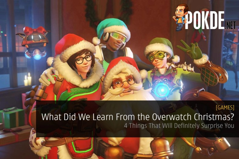 what did we learn from the overwatch christmas event