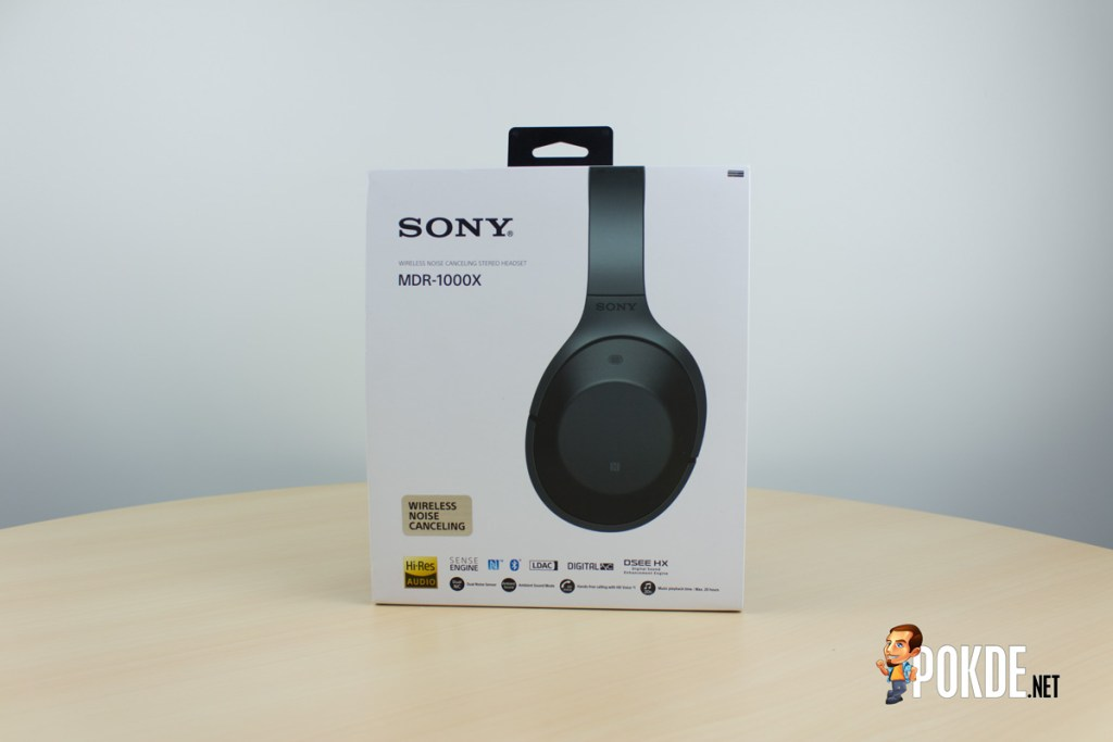 Sony MDR-1000X wireless headset review — noise cancelling beyond compare 32