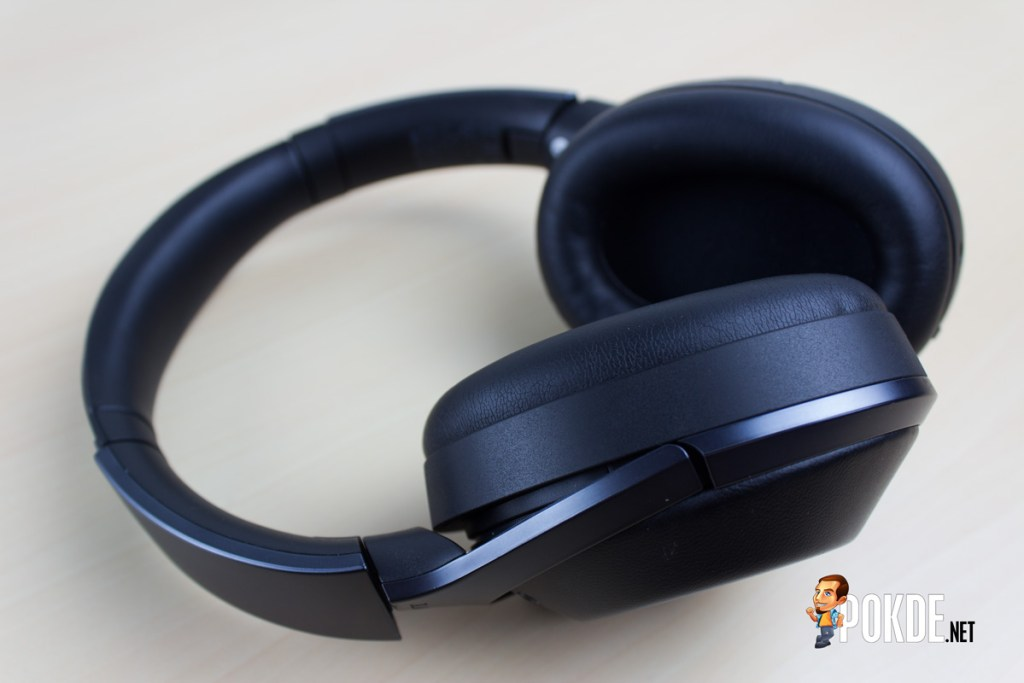 Sony MDR-1000X wireless headset review — noise cancelling beyond compare 45