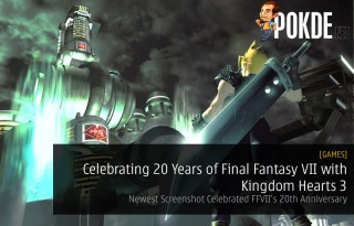 Final Fantasy VII Kingdom Hearts 3