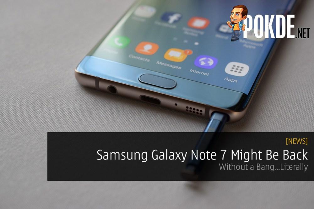 samsung galaxy note 7 refurbished