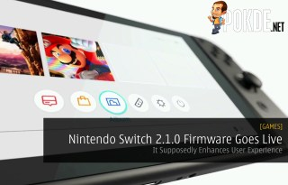 nintendo switch 2.1.0 firmware update
