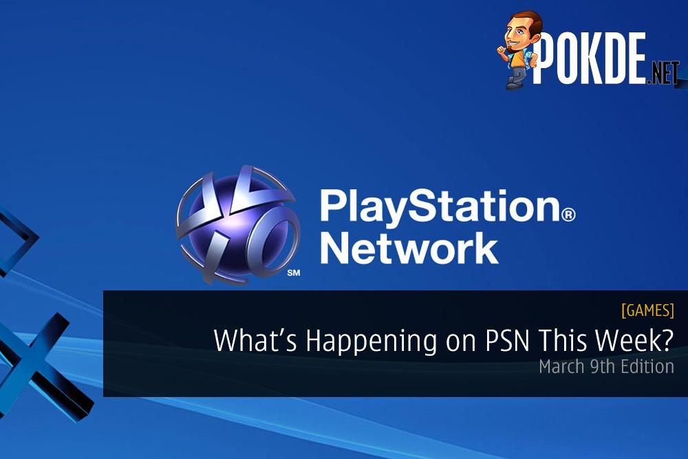 PlayStation Network PSN March
