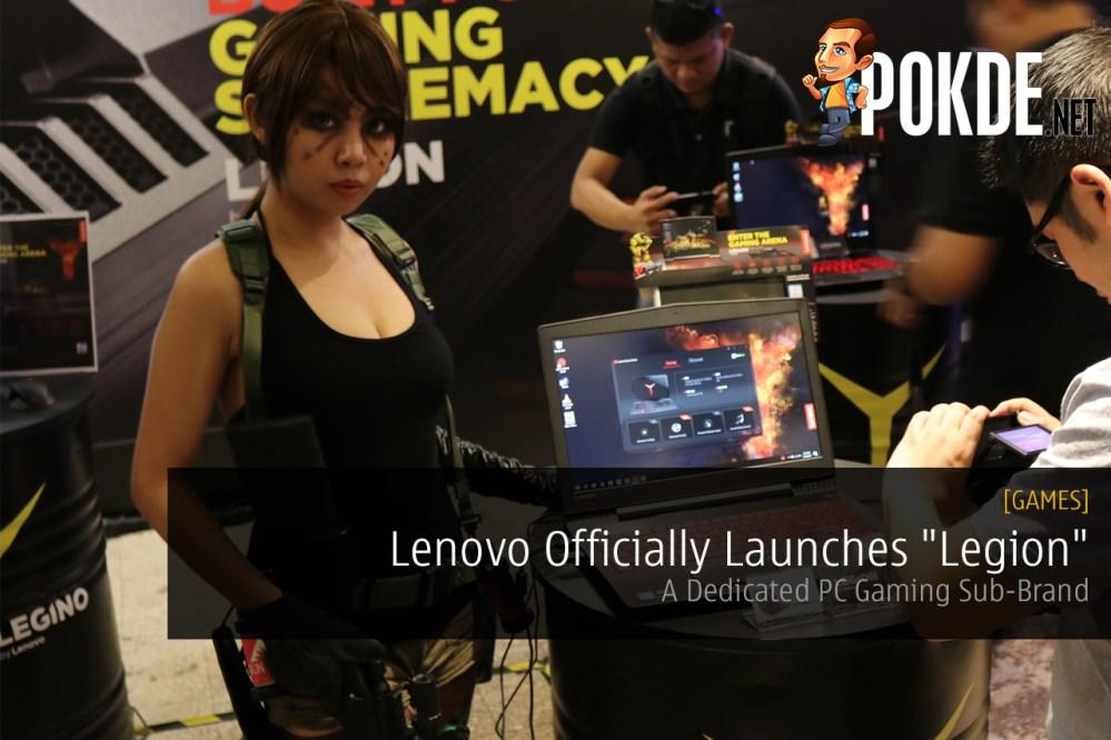 Lenovo Legion Y720 Y520