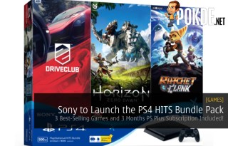 PlayStation 4 HITS Bundle Pack
