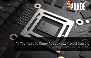microsoft xbox one project scorpio