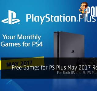 PS Plus May 2017