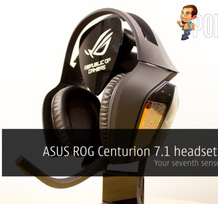 ASUS ROG Centurion 7.1 headset review - Your seventh sense activated! 51