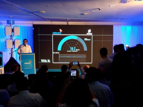 Celcom Conducts First 5G Trial in Collaboration with Ericsson – Pokde