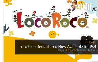 LocoRoco Remastered PS4