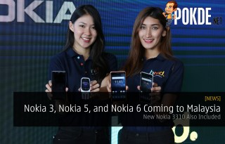 HMD Global Nokia 3 Nokia 5 Nokia 6 Pure Android