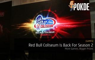 red bull coliseum season 2