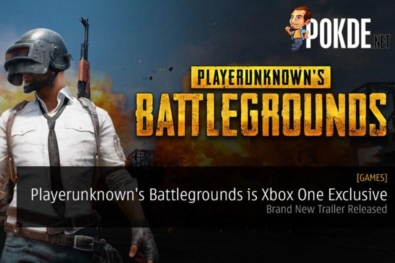 Wallpaper Playerunknown S Battlegrounds E3 2017: [E3 2017] Playerunknown's Battlegrounds Is Xbox One