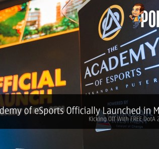The Academy of eSports Iskandar Investment Berhad AOES