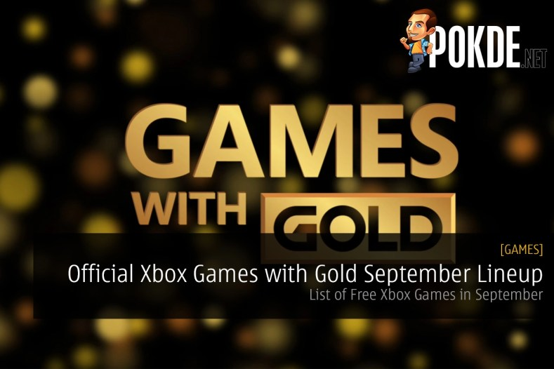 Official Xbox Games with Gold September Lineup
