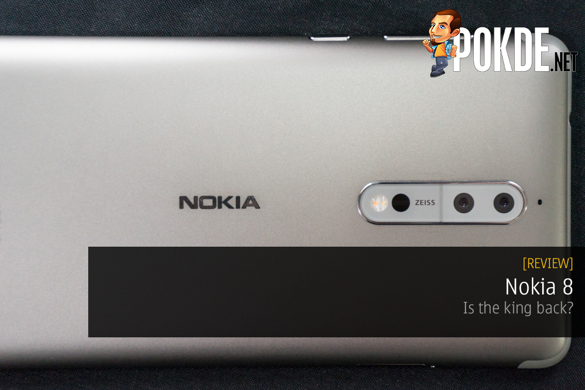 Nokia 8 Review Is The King Back Pokde