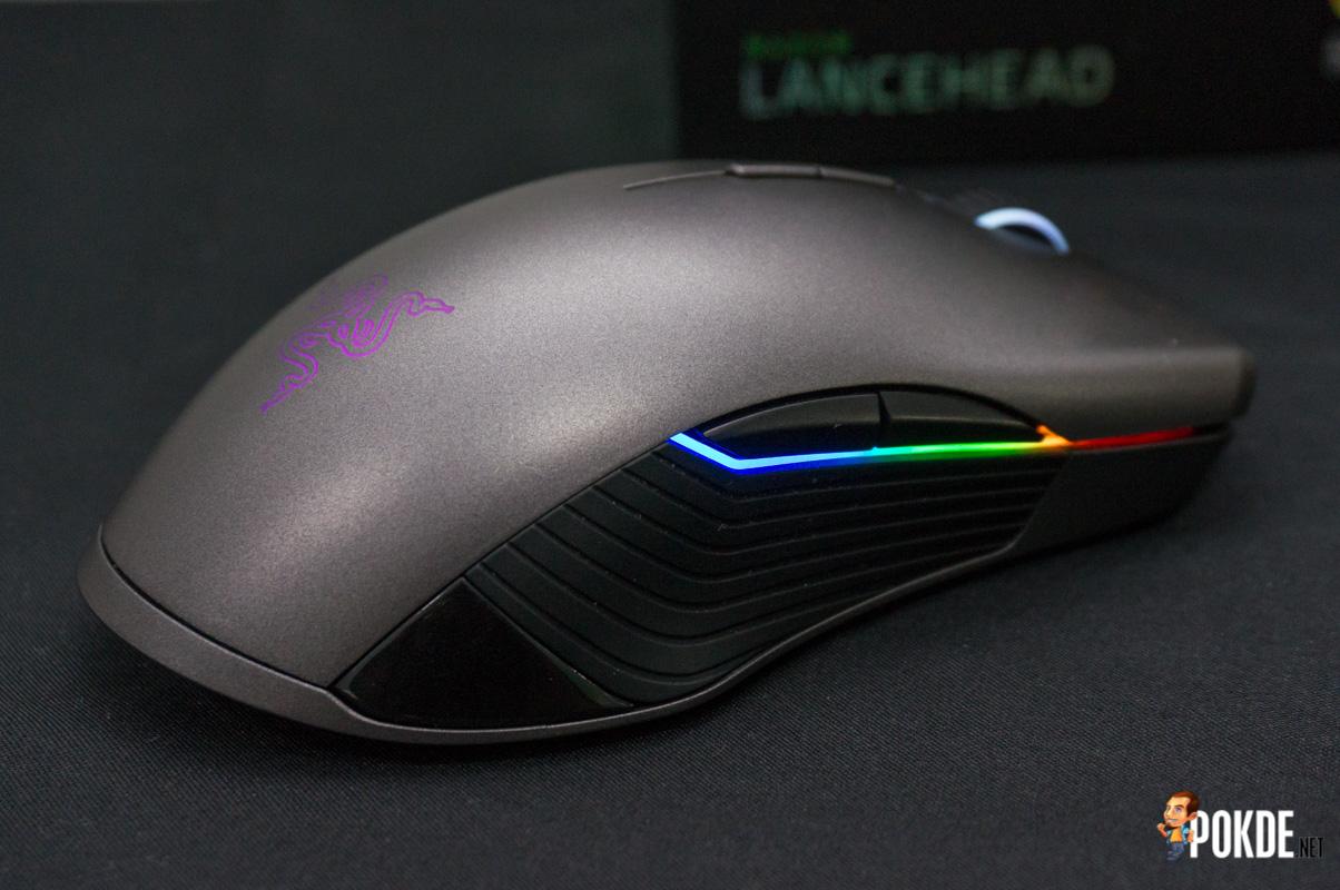 Razer Lancehead wireless gaming mouse review – Pokde