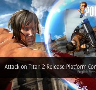 attack on titan 2 koei tecmo