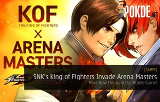 NEXON Arena Masters SNK King of Fighters