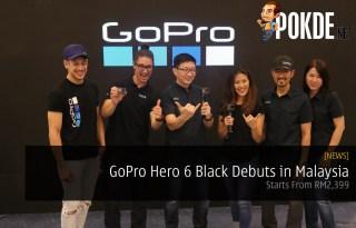 gopro hero 6 black malaysia launch