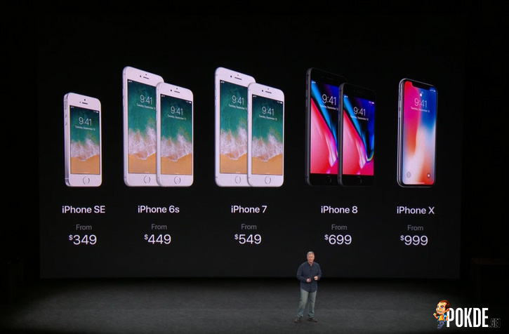 iPhone 8, iPhone 8 Plus, and one more thing, iPhone X, launched; here's what you need to know 40
