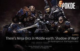 Middle-earth: Shadow of War Ninja Orcs