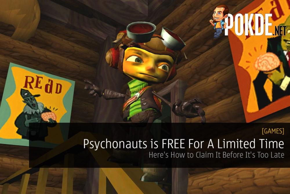 psychonauts free game humble bundle