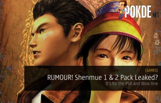 RUMOUR Shenmue 1 & 2 Pack Leaked?