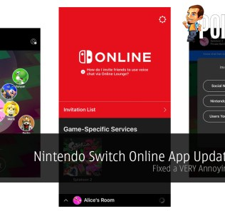 Nintendo Switch Online App 1.1.0