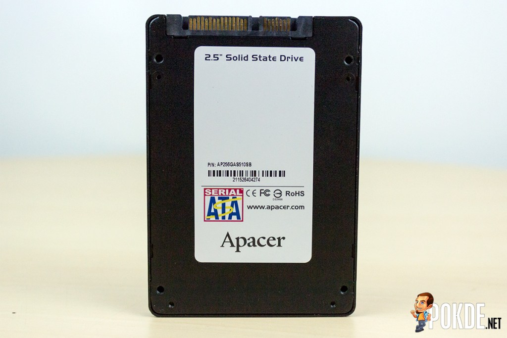 "Apacer AS510S Pro II 256GB 2.5"" SSD review 25"