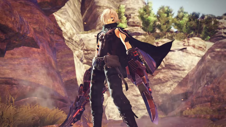 More Details on God Eater 3 Surfaced