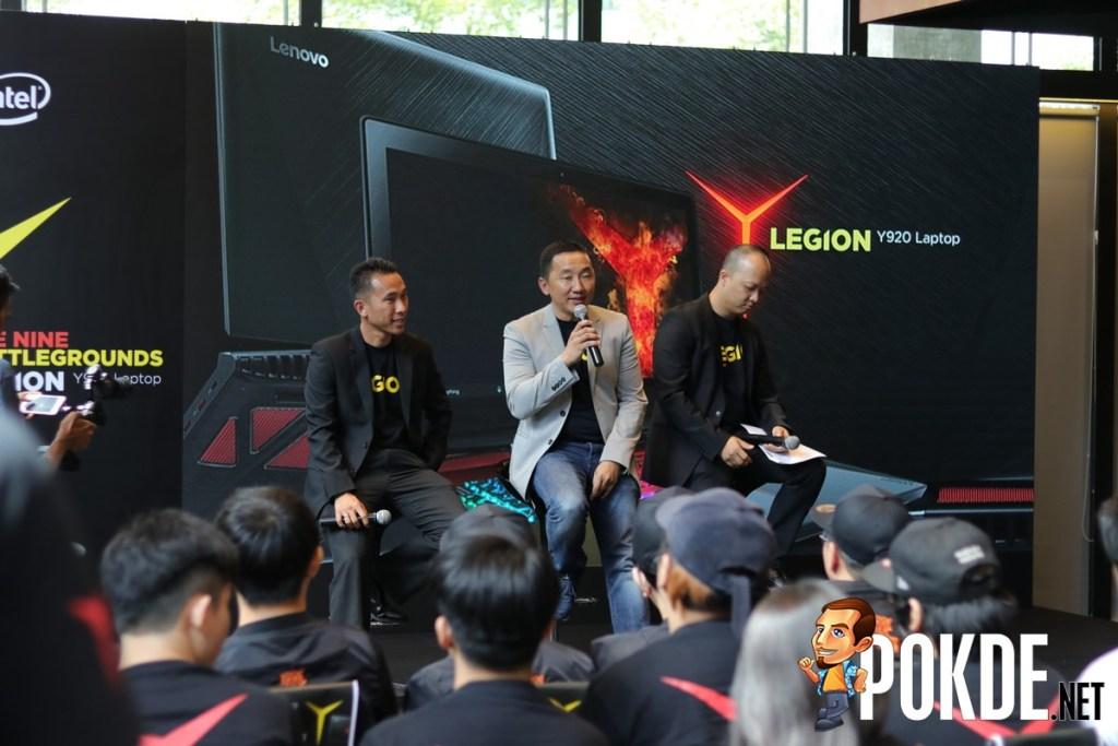 Lenovo LEGION Y920 y720 y520 malaysia