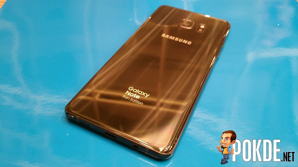 Samsung Note FE (Fan Edition) launched - 64GB / 4GB at RM2,599! – Pokde