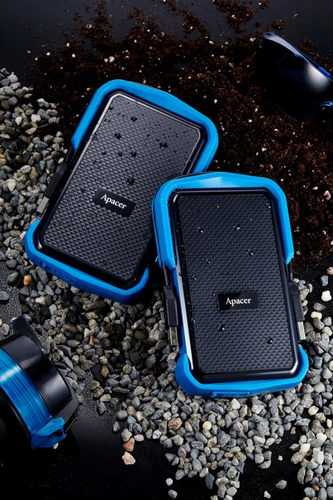 Apacer Introduces AC631 HDD - USB 3.1 Gen 1 Military-grade Shockproof Drive! 23
