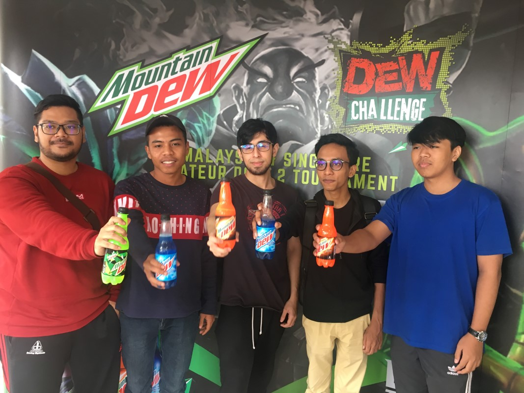 dew challenge 2017 dota 2 tournament back for a third year