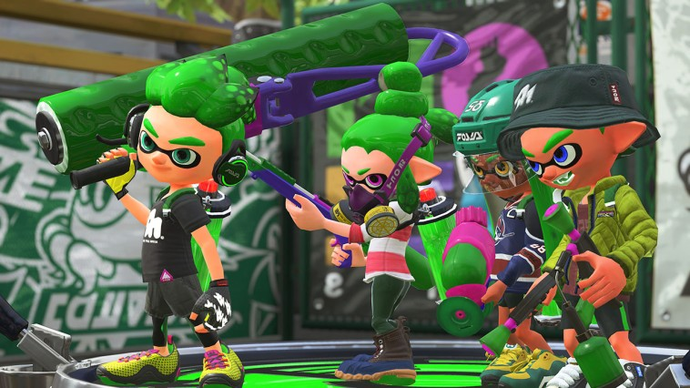 Big Splatoon 2 Updates Unveiled