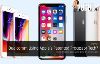 Qualcomm is Using Apple Patented Processor Technology?