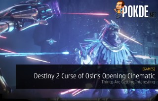 Destiny 2 Curse of Osiris Opening Cinematic