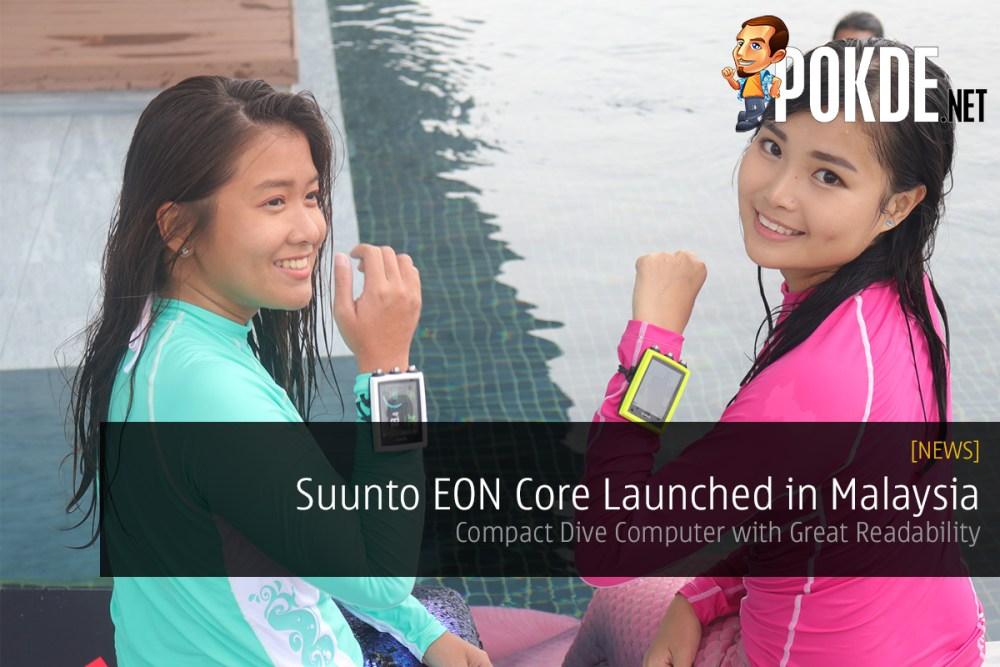 Suunto EON Core Launched in Malaysia