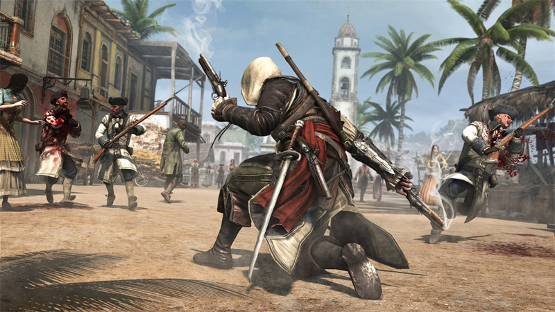 Assassin's Creed IV: Black Flag is FREE