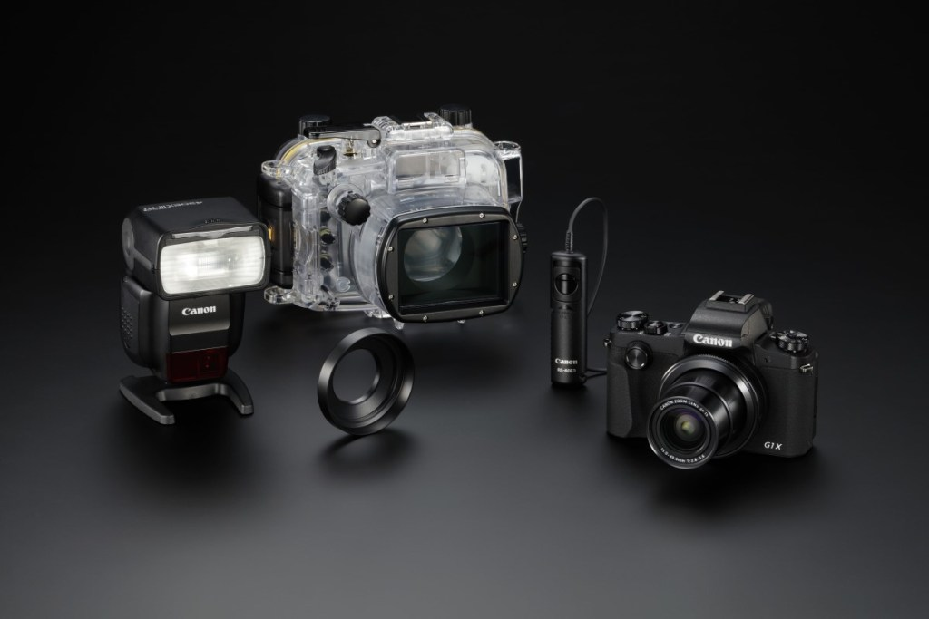 Canon Introduce New Powershot G1 X Mark III - First Canon Camera With Dual Pixel CMOS AF And APS-C Sized CMOS Sensor! 32