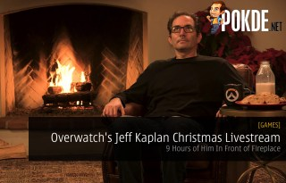 Overwatch Jeff Kaplan Christmas Livestream
