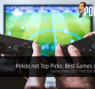 Pokde.net Top Picks: Best Games of 2017 21