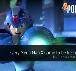 Mega Man X Collection: Every Mega Man X Game to be Re-released