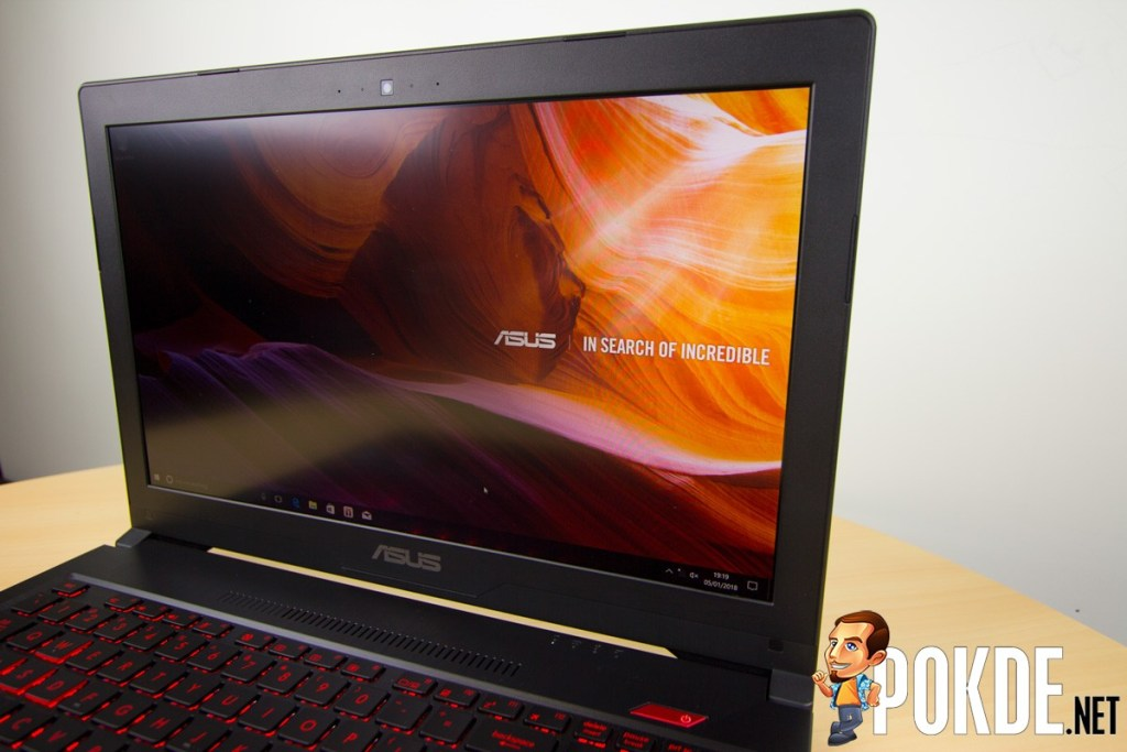 ASUS FX503 Gaming Laptop Review