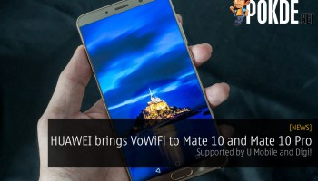 HUAWEI Mate 9 Extends VoLTE Support to UMobile including