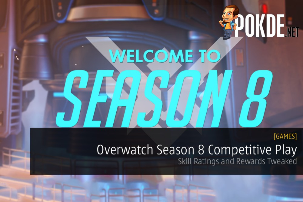 Overwatch Season 8 Competitive Play